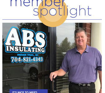 Alan Hoppe featured in NICE member spotlight in Charlotte, NC & Charleston, SC